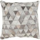 Segula Throw Pillow Size: 18
