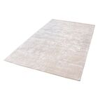 Lulu Hand-Woven Ivory Area Rug Rug Size: Rectangle 3' x 5'