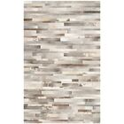 Morris Hand-Woven Gray/Ivory Area Rug Rug Size: 4' x 6'