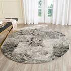 Lambert Area Cream/Gray Rug Rug Size: Rectangle 6' x 9'