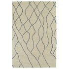 Adrianne Ivory Geometric Area Rug Rug Size: Rectangle 9'6
