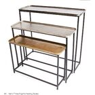 Fitch 3 Piece Nesting Tables