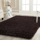 Carrol Chocolate Rug Rug Size: Rectangle 3' x 5'