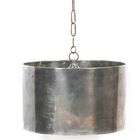 Nistler Industrial Steel Drum Pendant