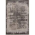 Vega Trellis Gray Area Rug Rug Size: Rectangle 5' x 7'6