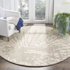 Adan Taupe Area Rug Rug Size: Rectangle 8' x 10'