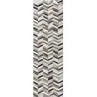 Wright Cow Hide Grey Area Rug Rug Size: Runner 2'6