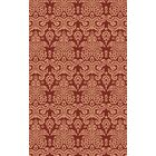 Batley Hand Woven Beige/Red Area Rug Rug Size: Rectangle 9' x 13'