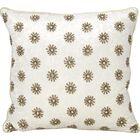 Gemstone Velvet Throw Pillow
