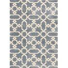 Annia Slate Blue Area Rug Rug Size: 3'3