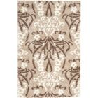 Flanery Light Beige Area Rug Rug Size: Rectangle 3'3
