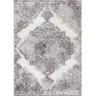Wokefield Gray Area Rug Rug Size: Rectangle 5' x 7'5