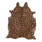 Surrey Caramel Natural Cowhide Area Rug