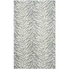 Kempston Hand-Woven Beige/Gray Area Rug Rug Size: Rectangle 5' x 8'