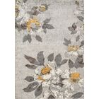 Cherell Gray Area Rug Rug Size: Rectangle 5'3