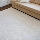 Wexler Hand-Tufted White Area Rug Rug Size: Rectangle 8' x 11'