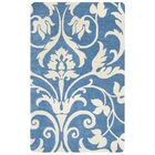 Southwell Hand-Tufted Blue Area Rug Rug Size: Rectangle 9' x 12'