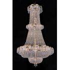 Montana 21-Light Empire Chandelier Crystal Grade: Empress
