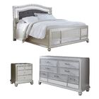 Guillaume Panel Configurable Solid Wood Bedroom Set