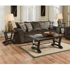 Stefanski 3 Piece Coffee Table Set