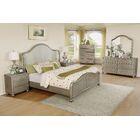 Aiden Platform 6 Piece Bedroom Set Size: Queen