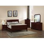 Braiden Sleigh Configurable Bedroom Set Size: King