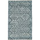 Leesburg Graphite Area Rug Rug Size: Rectangle 4' x 6'