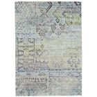 Mint/Taupe Area Rug Rug Size: Rectangle 5' x 8'