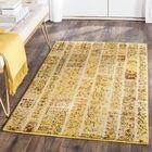 Yellow Area Rug Rug Size: Rectangle 9' x 12'