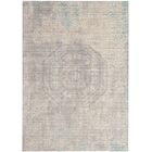 Privette Gray Area Rug Rug Size: Rectangle 9' x 12'