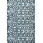 Armagh Blue Area Rug Rug Size: 6' x 9'