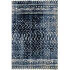 Loganne Blue Area Rug Rug Size: Rectangle 6'7