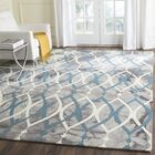 Clements Hand-Tufted Area Rug Rug Size: Rectangle 6' x 9'