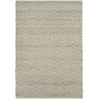 Yvaine Hand-Loomed Straw Area Rug Rug Size: Rectangle 7'10