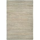 Yvaine Hand-Loomed Taupe/Gray/Ivory Area Rug Rug Size: Rectangle 5' x 8'