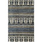 Pinehurst Hand-Knotted Beige Area Rug Rug Size: Rectangle 8' x 10'