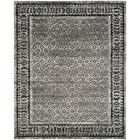 Josie Ivory / Silver Area Rug Rug Size: Rectangle 8' x 10'