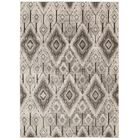 Saliba Beige Area Rug Rug Size: Rectangle 5'3