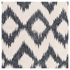 Faith Hand Woven Wool Gray/Beige Area Rug Rug Size: Rectangle 8' x 11'