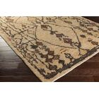 Amsbry Burnt Taupe/Mocha Area Rug Rug Size: Rectangle 2' x 3'
