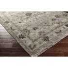 Skegness Hand-Knotted Brown/Black Area Rug Rug Size: Rectangle 2' x 3'