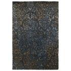Lincolnton Hand-Tufted Black Area Rug Rug Size: Rectangle 5' x 7'9