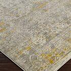 Anil Yellow/Gray Area Rug Rug Size: Rectangle 7'6