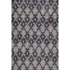 Allen Hand-Tufted Aubergine Area Rug Rug Size: Rectangle 3'6