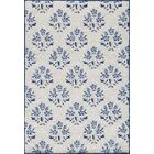 Aliyah Hand-Tufted Blue Area Rug Rug Size: Rectangle 5' x 7'6