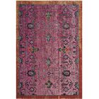 Bunn Cotton Pink Area Rug Rug Size: Rectangle 8' x 10'