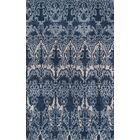Allen Hand-Tufted Denim Area Rug Rug Size: Rectangle 3'6