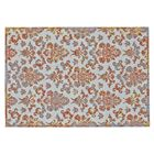 Gharass Apricot Area Rug Rug Size: Rectangle 8' x 11'