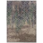 Terrell Grey/Blue Area Rug Rug Size: Rectangle 6'7