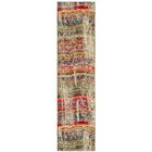 Terrell Red/Brown Area Rug Rug Size: Runner 2'7